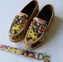 Dolce & Gabbana Slip-on Shoes multicolored