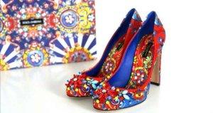 Dolce & Gabbana High Heels multicolored