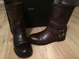 Dolce & Gabbana Kalbsleder Stiefel