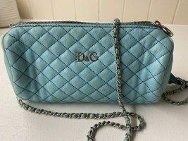 Dolce & Gabbana Crossbody bag blue leather
