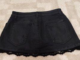 Dolce & Gabbana Minigonna nero Cotone