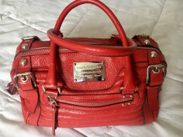 Dolce & Gabbana Bowling Bag multicolored leather