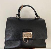 Dolce & Gabbana Satchel black leather