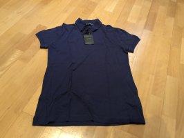 Dolce & Gabbana Polo shirt donkerblauw