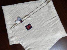 Dolce & Gabbana Écharpe en laine blanc cassé