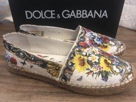 Dolce & Gabbana Mocassins veelkleurig