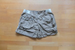 Dolce & Gabbana Shorts kurze Hose braun beige camel Gr. 36 S