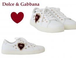 Dolce & Gabbana Sneakers, Größe 40