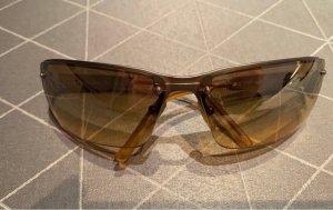 Dolce & Gabbana Retro Glasses sand brown-gold orange