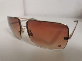 Dolce & Gabbana Gafas de sol cuadradas marrón claro-marrón