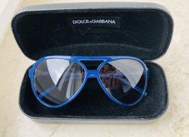 Dolce & Gabbana Occhiale da pilota blu