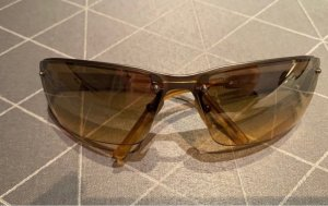 Dolce & Gabbana Retro Glasses sand brown-gold orange