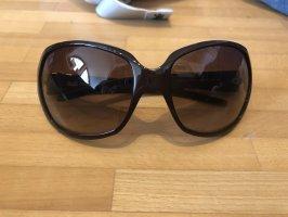 Dolce & Gabbana Hoekige zonnebril veelkleurig
