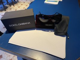 Dolce & Gabbana Butterfly bril zwart