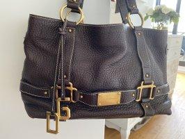 Dolce & Gabbana Crossbody bag dark brown