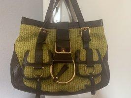 Dolce & Gabbana Shopper lime yellow