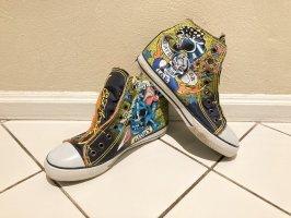 Ed Hardy Slip-on Sneakers multicolored