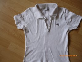 Donaldson Polo Shirt white cotton