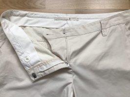 Dorothee Schumacher Pantalón tobillero blanco puro-crema