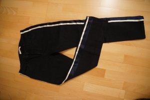 Dorothee Schumacher Jeans dunkelblau NP 300 € Galonstreifen original NP 300 Euro 36