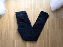Dr Denim Super Skinny Jeans Schwarz S