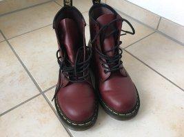 Dr. Martens Chukka boot bordeau
