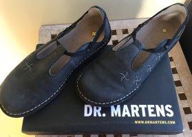 Dr. Martens Sandalias cómodas negro Cuero