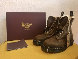 Dr. Martens Combat Boots brown