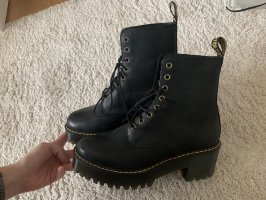Dr Martens - Plateaustiefel