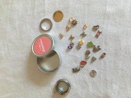 Pippa & Jean Charm silver-colored