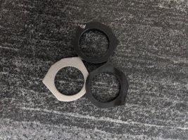 Dreiteiliger Ring