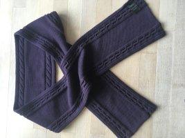 Drykorn Sjaal donkerpaars