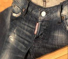 Dsquared destroyed skinny jeans