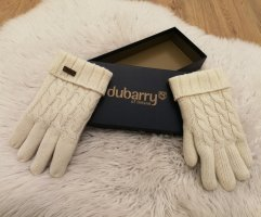 dubarry of Ireland Gants doublés blanc-blanc cassé