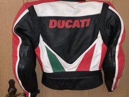 Gilet de moto multicolore