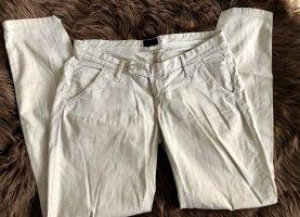 Take Two Pantalone jersey crema