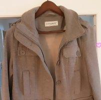 Clockhouse Winter Jacket white-grey