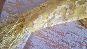Écharpe d'été multicolore polyester