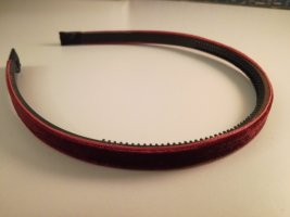 Hair Circlet bordeaux