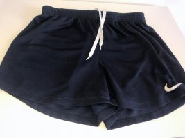 Dunkelblaue Nike-Shorts, Gr. M