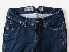 Dunkelblaue Only Jeans