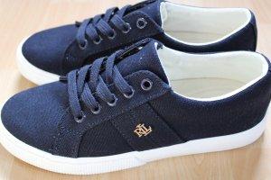 dunkelblaue Sneaker von Ralph Lauren in Gr. 36