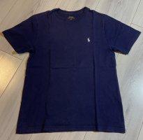 dunkelblaues Ralph Lauren T-Shirt