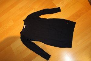 AJC Knitted Dress dark blue viscose