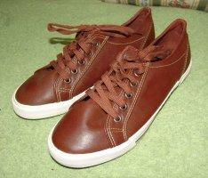 Blue Motion Sneaker stringata marrone scuro
