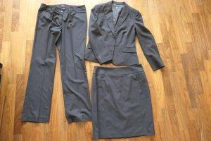 Dunkelbrauner Anzug von Esprit Collection - Gr. 40/42