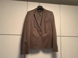 Hugo Boss Klassischer Blazer brown