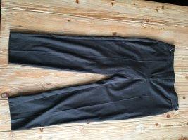 Mango Spodnie 7/8 antracyt