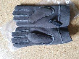 Roeckl Gevoerde handschoenen donkergrijs