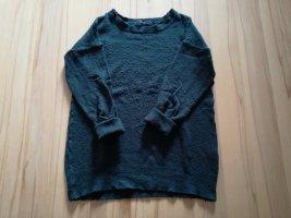 dunkelgrünen Pullover von Vero Moda
